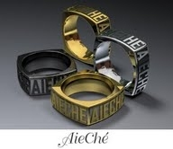 AieChe' Unisex 8MM Bands